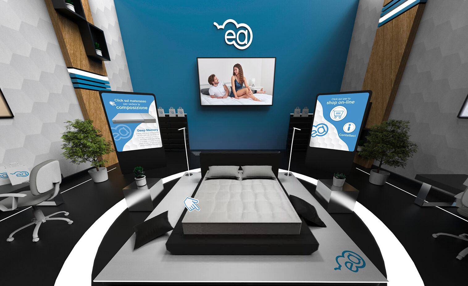 Virtual showroom: scopri il nostro Deep Memory